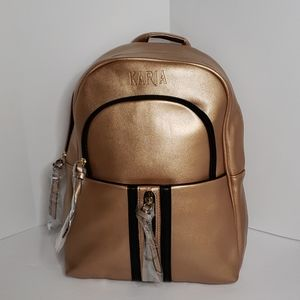 KARIA COLLECTION BACKPACK  RA0185  BRONZE